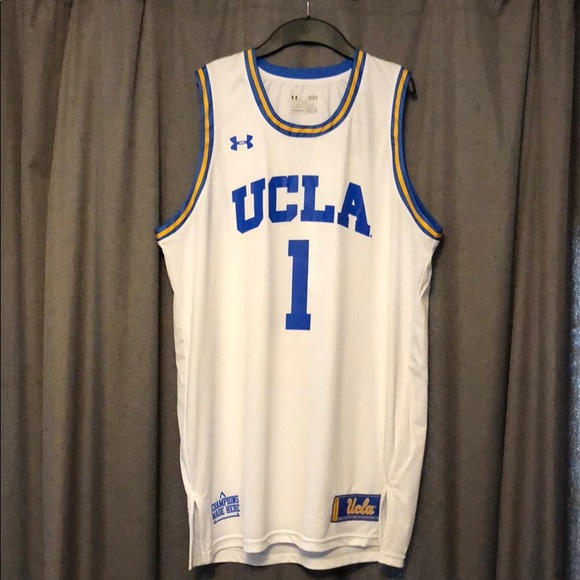 170ae0057071 Under Armour  1 UCLA Jersey